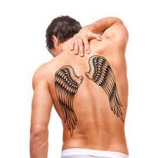shop wing tattoos on wanelo