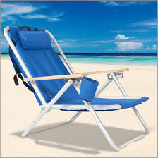 High Beach Chairs High Back Camping Chair With Table Chairs Home Decorating