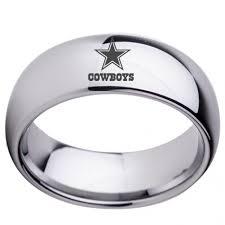 dallas wedding band collection dallas cowboys wedding ring matvuk