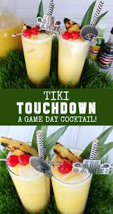 msg 4 21 an easy party cocktail for the big game this football