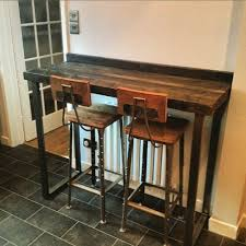 Glass Bar Table And Stools Best 25 Tall Bar Tables Ideas On Pinterest Table And Stools