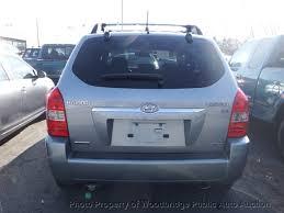 2006 hyundai tucson airbag light 2006 used hyundai tucson at woodbridge public auto auction va iid