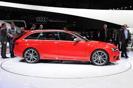 audi rs4 may come to u s as avant or hatchback