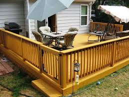 Pinterest Deck Ideas by Simple Backyard Deck Designs Ideas