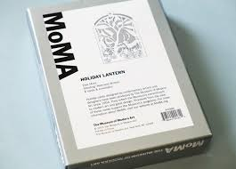 i designed a card for the moma all about papercutting