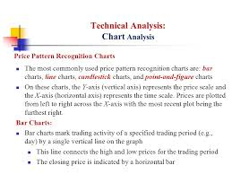 technical analysis pattern recognition lecture 3 fundamental and technical analysis ppt download