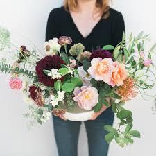 flower subscription arranged flower subscription poppy shop