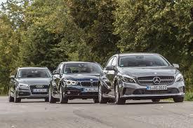 comparison test mercedes a 180 versus audi a3 sportback