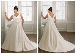 tenue de mariage grande taille robe de mariée enveloppe de grande taille robe de mariée