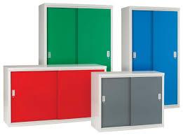 Slide Door Cabinet Steel Cabinets With Sliding Doors