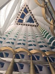 Interior Of Burj Al Arab 1st Floor Lobby Entrance Of Burj Al Arab Picture Of Bab Al Yam