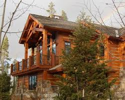 41 best log home exteriors images on pinterest log homes log