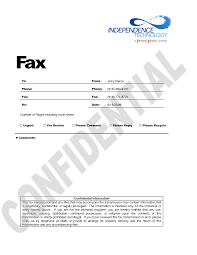 10 best images of microsoft word fax template confidential free