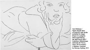 matisse drawing life gallery of modern art stanley place