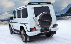 mansory mercedes g63 tuner thursday more new mansory parts for the mercedes benz g class