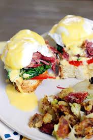 36 best breakfast eggs benedict florentine images on pinterest