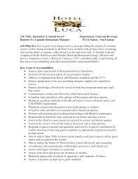 sample resume restaurant manager fine dining server sample resume format of general ledger resume templates web developer resume samples resume cv cover awesome fine dining server responsibilities resume contemporary