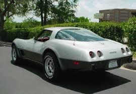 1979 corvette tail lights the third generation