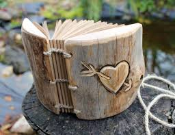Rustic Wedding Albums Wedding Guest Book Idea To See More Www Modwedding Com Would Be