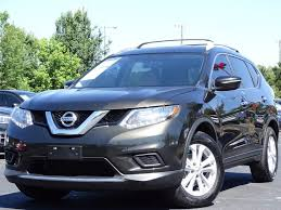 nissan rogue cargo space 2014 used nissan rogue fwd 4dr sv at alm newnan ga iid 16344447