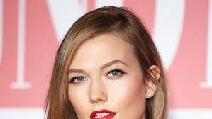 karlie kloss hair color karlie kloss has blue hair see her mermaid highlights instyle com