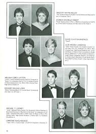 1987 graduating class model high school