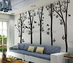 wall decor stickers cheap white flower vine living room wall wall decor stickers cheap cheap wall decals thearmchairs best photos