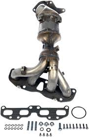 nissan altima 2013 exhaust amazon com dorman 674 933 exhaust manifold with integrated