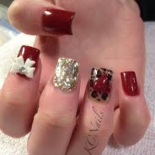 acrylic nails for valentines day pictures photos and images for