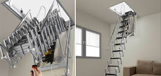 attic access ladder revit precision ladders llc attic stairs roof