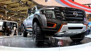 nissan titan warrior specs nissan titan warrior concept toronto 2016 youtube