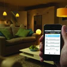 light bulbs controlled by iphone philips hue led smart light bulb starter pack e27 maplin