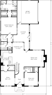 house plan architects droswell house looney ricks architects inc southern