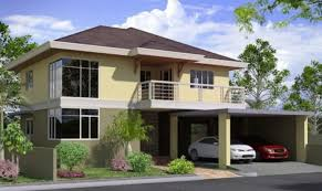 Floor Plan For Two Storey House In The Philippines 26 Beautiful House Designs Two Storey Architecture Plans 73697