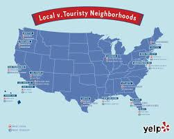 Map Of Areas To Avoid In New Orleans by Trying To Avoid Tourists Here U0027s Where To Go In 16 Major Cities