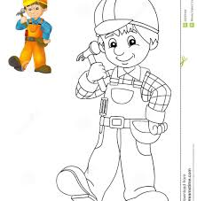 train hat coloring page engineering page for kids cartoon clipart of black and white happy