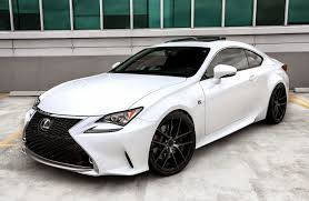 lexus f sport rim color opinions on wheels for our rc350 u0027s and weight for stock 19