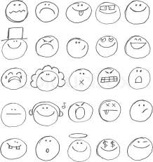 doodle emoticon 21 best emoti images on draw carnivals and children