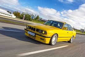 here u0027s a 1989 bmw 5 series tuned by alpina to nearly top 200 mph