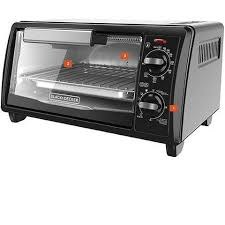 Black Decker Toaster Oven Replacement Parts Black Decker 4 Slice Toaster Oven Even Toast To1342b Walmart Com