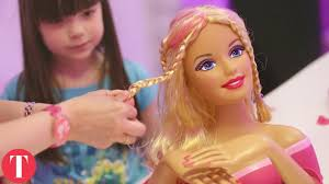 human barbie doll eyes this is why barbie is not a good role model youtube