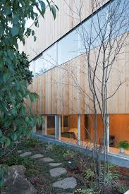 rooftop terrace tops minimalist family members residence in tokyo
