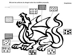 jeu sur les dragons en maternelle recherche google moyen age