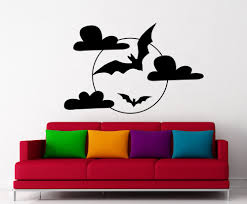 halloween wall stickers compare prices on vinyl halloween stickers online shopping buy