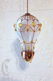 decorative ornament white stained glass light bulb air