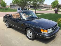 saab 900 convertible daily turismo got a swede tooth 1994 saab 900 ce limited