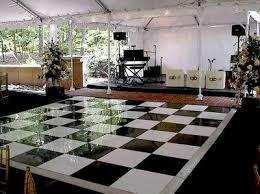 white floor rental floor rental san diego white black glossy matte floors