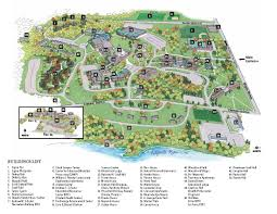 Notre Dame Campus Map Clarkson University Image Gallery Hcpr