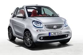 smart brabus edition 2 cabrio und forfour crosstown coming to