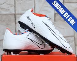 Sepatu Bola Grade Ori nike mercurial superfly putih grade ori nrd sport